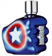 Мужская туалетная вода Diesel Only The Brave Captain America (Дизел Онли Брэйв Кэпитан Америка)