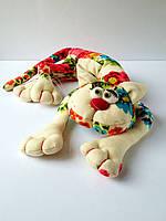 Украинская Национальная игрушка Кот Развалюха мягкая кукла