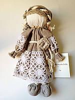 Украинский Национальный оберег Мотанка мягкая кукла