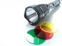 Сверхмощный подствольный фонарь Police BL 2800 Т6 50000W светодиодный, аккумуляторный