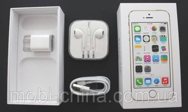 iphone 5g gold