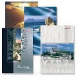 Книга канцелярская А4 ламинированная обложка 100 листов
