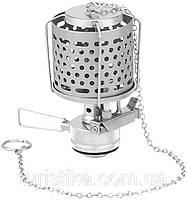 Лампа газовая с металлическим плафоном с пьезоподжигом Tramp TRG-014