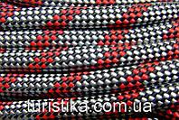 [50м] Верёвка статическая высокопрочная 10мм «Альпика» (класс А) цветная 2790кг