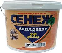 СЕНЕЖ АКВА-ДЕКОР (Ведро 2,5 кг)