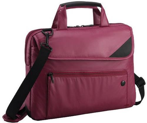"""Облегченная сумка для ноутбука 13"""" Sumdex NeoMetro Super Light NRN-233AM красный"""