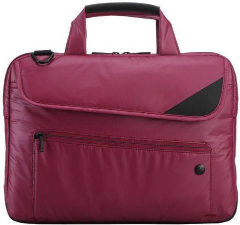 """Облегченная сумка для ноутбука 14,1"""" Sumdex NeoMetro Super Light NRN-235AM красный"""