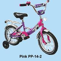 """Велосипед детский Марс 14"""" двухколесный с дополнительными колесиками"""