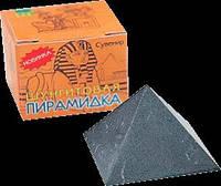 Шунгитовая пирамидка Арго от неблагоприятного воздействия излучения, радиации, бытовой техники