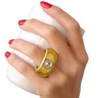 Чашка «2 карата» или чашка с кольцом (золотым)