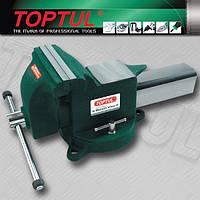 Тиски Стальные поворотные 100 мм TOPTUL DJAC0104