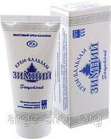 Зимний, крем бальзам Арго (защищает кожу от холода, ветра, холодовая аллергия, крапивница, дерматит, купероз)