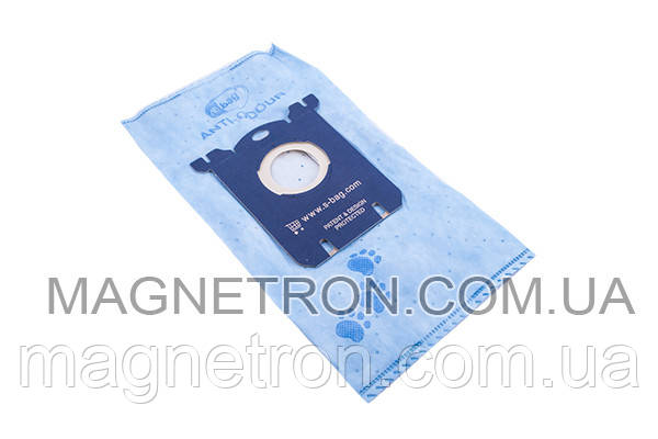 Мешки микроволокно FC8023/04 Philips для пылесосов серии S-BAG Anti-Odour 883802304010, фото 2