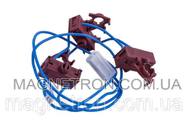 Микровыключатели блока поджига для варочной панели Whirlpool 481227138499, фото 2