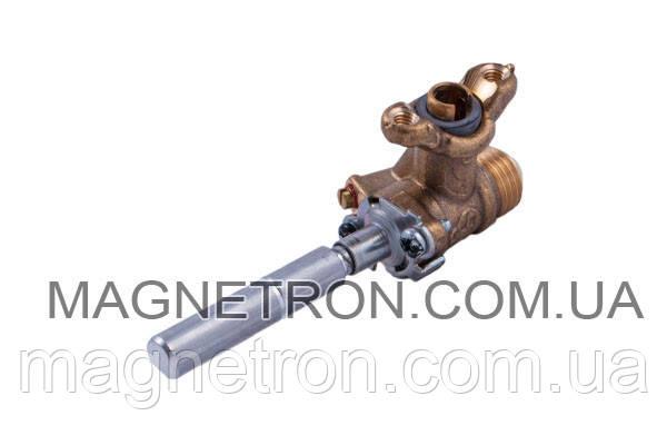 Кран газовый для газовой плиты Indesit C00265593, фото 2