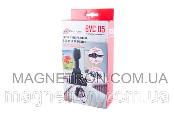 Щетка для мягкой мебели для пылесоса MasterHouse BVC 05, фото 2