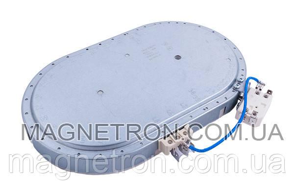 Конфорка для стеклокерам. поверхности Whirlpool 1000/1800W, фото 2