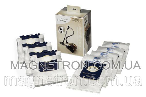 Набор мешков микроволокно UMP3 для пылесоса Electrolux серии S-BAG Classic Long Performance 9001661546, фото 2