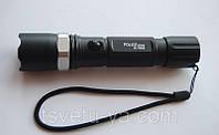 Фонарь Bailong Police BL-T8626 30000W мощный светодиодный, аккумуляторный,12V