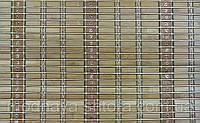 Римские бамбуковые шторы BRМ-271 90х160 см