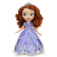 Поющая кукла Sofia the First София Прекрасная. Оригинал Дисней