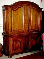 Мебель из Европы, сервант дубовый б\у, европейская мебель б\у, ексклюзивная мебель,