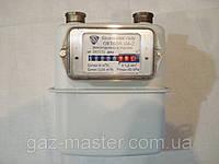 Счётчик газовый мембранный  Октава G 4