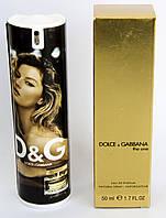 Парфюмерия в мини флаконе Dolce&Gabbana The One 50мл RHA