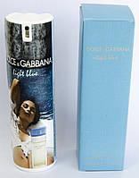Парфюмерия в мини флаконе Dolce&Gabbana Light Blue 50мл RHA