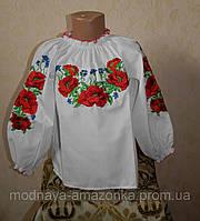 Вышиванка блуза детская 65551 (О.Л.С.)