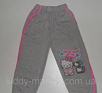 Спортивные штаны детские для девочки