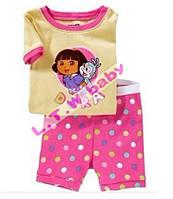 Детская пижама GAP Дора Путешественница