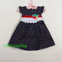 Летние детские платья