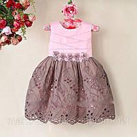 Красивые летние детские платья