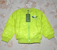 Детская весенняя куртка Adidas