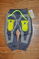 Детские теплые штаны