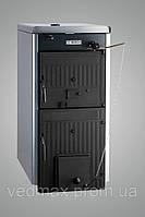 Чугунный твердотопливный котел BOSCH Solid 3000 H-20 кВт на дровах и угле