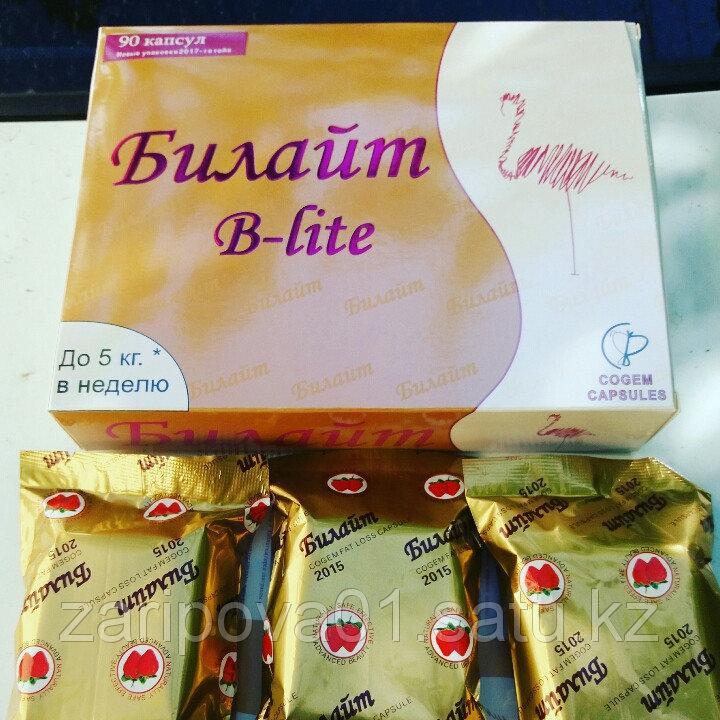 Капсулы для похудения Билайт – инструкция, отзывы о таблетках