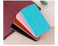Кожаный чехол книжка Mofi для Samsung Galaxy Grand Neo I9060 (4 цвета) + пленка