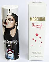 Парфюмерия в мини флаконе Moschino Funny 50мл RHA