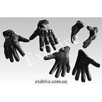 Перчатки Alpinestars кожаные