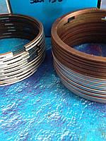 Поршневые кольца ЗИЛ-130 комплект на двигатель (100,0) Болгария ,130.1000101