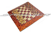Шахматы подарочные, магнитные. 2806