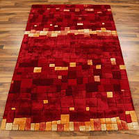 синтетические вискозные ковры