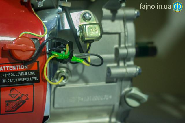 Купить бензиновый двигатель Iron Angel Е200 фото 6