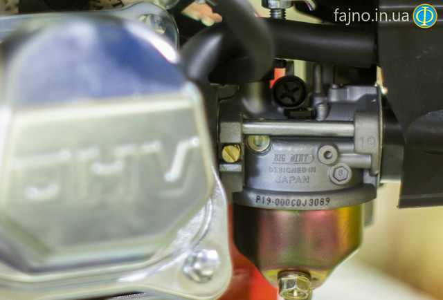бензиновый двигатель Iron Angel Е200 фото 5