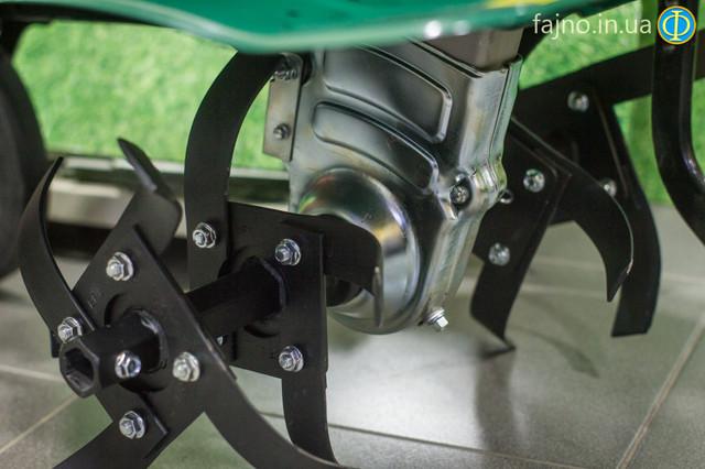 Мотоблок Iron Angel GT500 фрезы