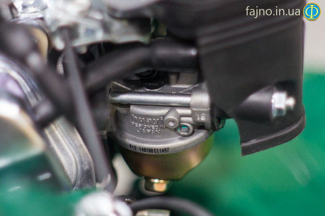 Мотоблок Iron Angel GT500 карбюратор