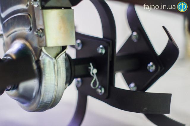 Мотоблок Iron Angel GT500 редуктор
