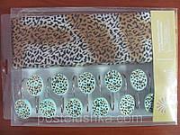 Шторы для ванны Arya 180x180 Leopard, арт. 1353022